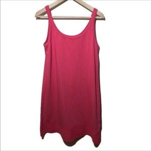 Eileen Fisher Organic Cotton Tank Dress